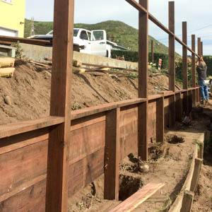 Carpentry Services Pergolas Arbors Retaining Walls Amp More